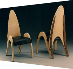 Ordinaire The New Shape Of Contemporary Wood Furniture